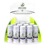 Cbd Clinic Pro Sport Pain Stick Display 12/Sticks