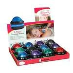 Omni Roller Buy 10 Get 2 Free + Display Pack: Black Caps with Assorted Colors