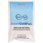 "Relief Pack Instant Cold Pack 4""X6"" - Each"