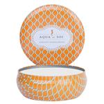 Aqua De Soi Triple Wick Candle 21 Oz.