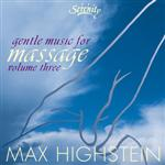 Gentle Music For Massage Highstein Vol 3 Cd