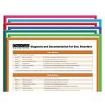 Chirocode Diagnosis & Documentation Cards For Chir