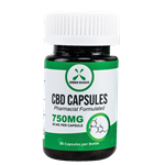 Greeen Roads Welness CBD Capsules