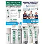 Biofreeze® Professional Buy 38 Roll-Ons GET 10 FREE + Free Poster
