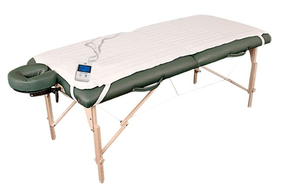 Nrg digital massage table warmer table heating pad for Table 6 4 minimum exhaust rates