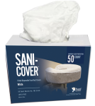 Sani-Cover® Fitted Disposable Face Rest Covers Box of 50