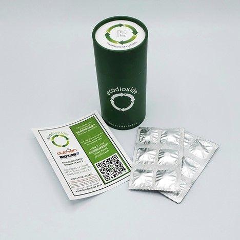 ecodioxide™ E-EPA Disinfectant Tablets
