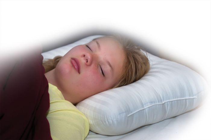 Petite-Core™ Support Pillow, White