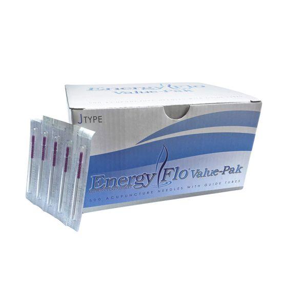 Energy Flo J Type Needles Value Pak 500 Ct