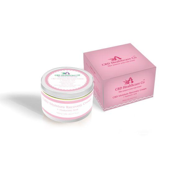 CBD Healthcare Company™ CBD Moisture Recovery Cream