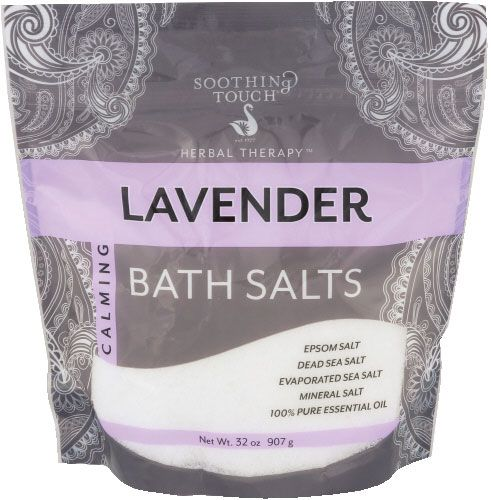 Soothing Touch Bath Salts - 32 oz Pouch