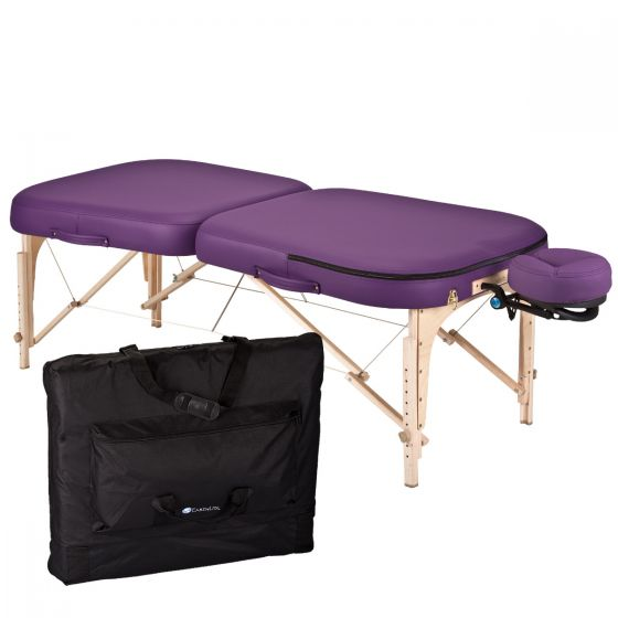 EarthLite® Infinity Conforma™ Portable Massage Table Package