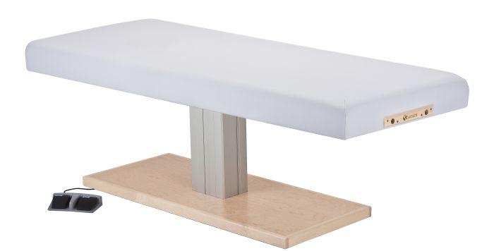 Earthlite® Everest Spa Pedestal™ Single Electric Lift Table