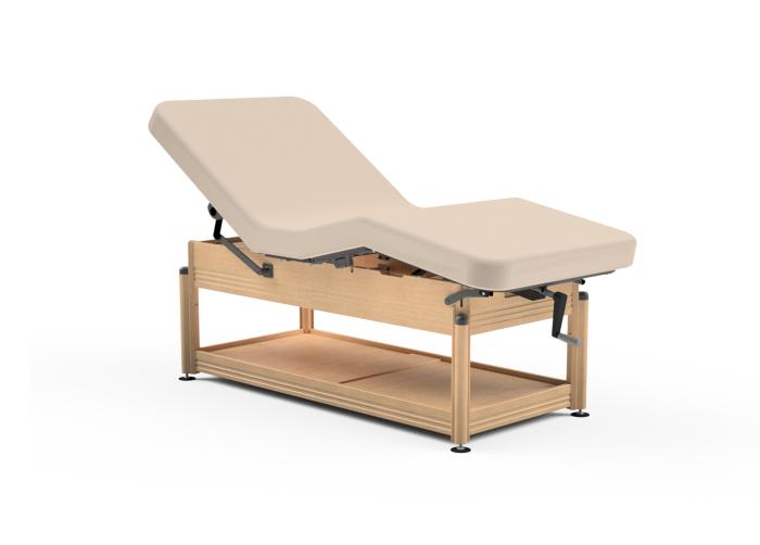 Oakworks® Clinician™ Manual-Hydraulic Lift-Assist Salon Top