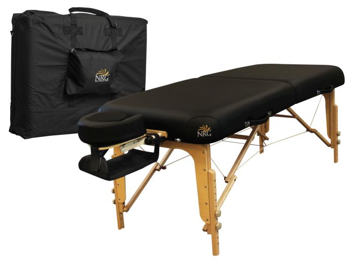 NRG® Vedalux Massage Table Package