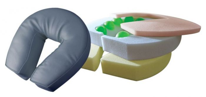 Facerest cushion