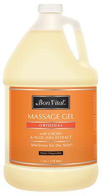 Bon Vital'® Original Massage Gel
