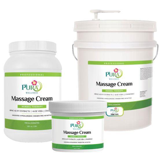 Pura Wellness™ Herbal Therapy Massage Cream
