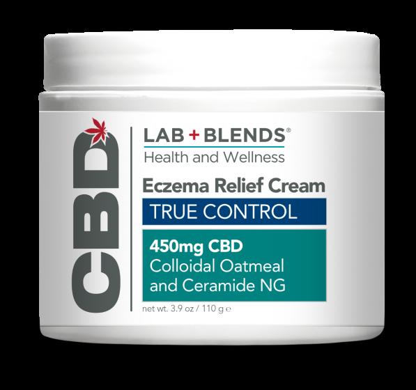 Lab+Blends® Eczema Relief Cream