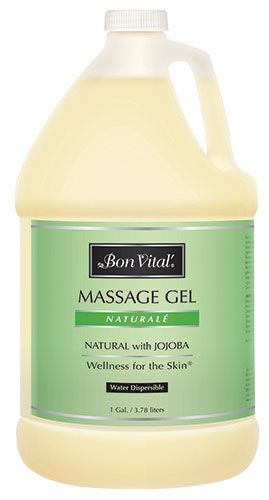 Bon Vital'® Naturalé Massage Gel with Jojoba Oil