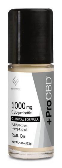 +ProCBD™ Roll-On Clinical Formula