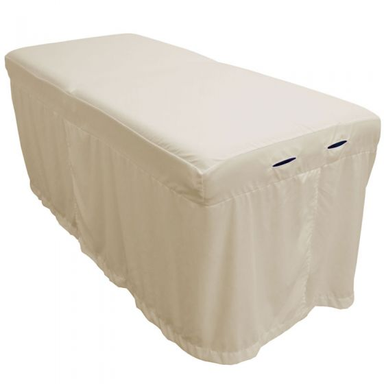 Body Linen Tranquility™ Microfiber Massage Table Skirts