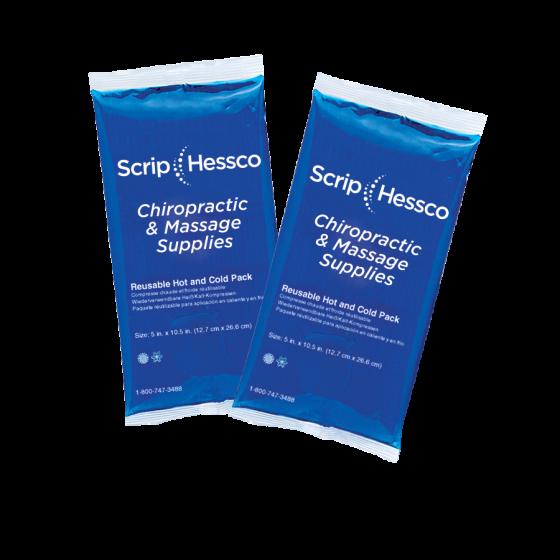 ScripHessco Reusable Hot & Cold Gel Ice Pack 5