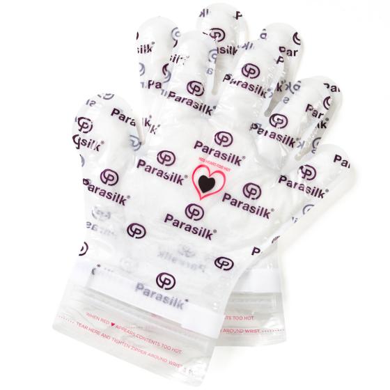 gLOVE Treat® Gloves with Parasilk® Paraffin Wax Treatment for Hands - Backbar 10/pairs
