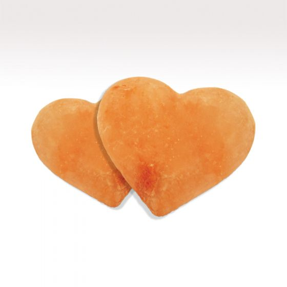 Harmony Salt Himalayan Massage Heart Salt Stone