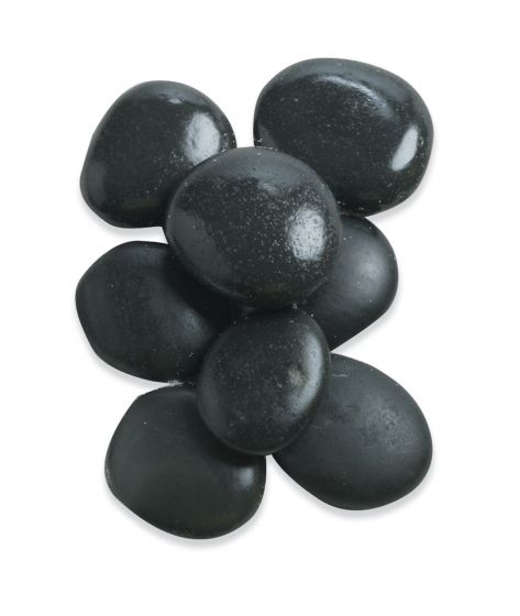 Hot Massage Medium Stones, Set Of 8 2