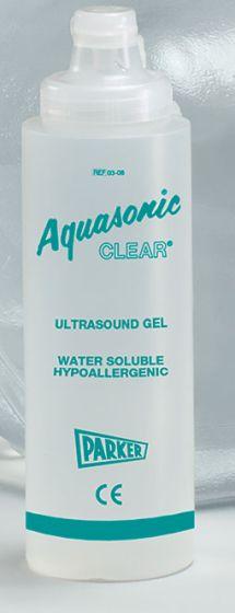 Aquasonic Clear Ultrasound Gel 8Oz. Dispenser