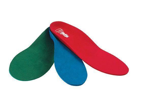 Vasyli Full Length Orthotics Insoles - Pair - Orthotic Shoe Inserts
