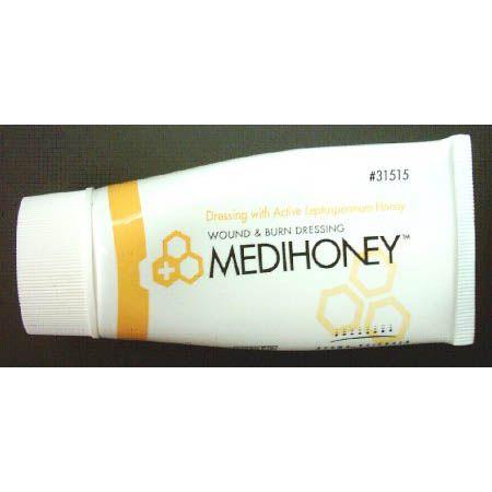MEDIHONEY® Paste Dressing – 1.5 oz Tube