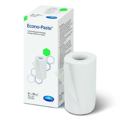 "Econo-Paste® Conforming Paste Bandage – 4"" x 10 yds Case/12"