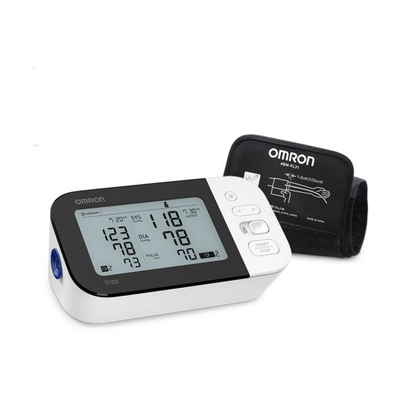 OMRON® 7 Series® Wireless Upper Arm Blood Pressure Monitor