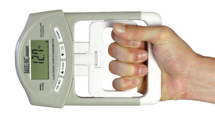 Baseline Dynamometer Smedley Spring Electronic