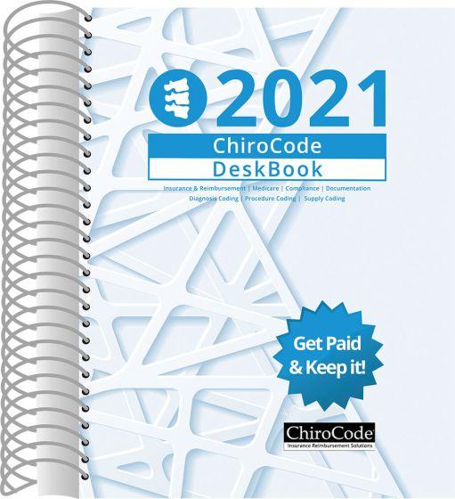 ChiroCode DeskBook for 2021