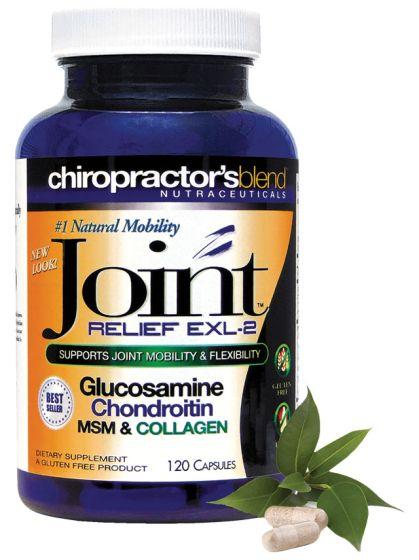 Joint Relief EXL 2™ 120 Caps/Bottle