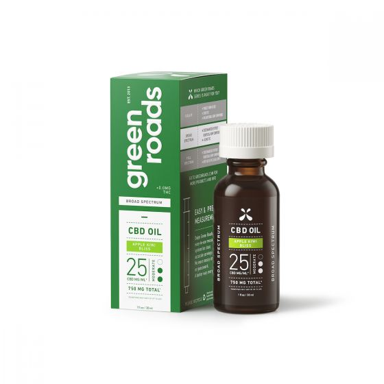 Green Roads® Broad Spectrum CBD OIL