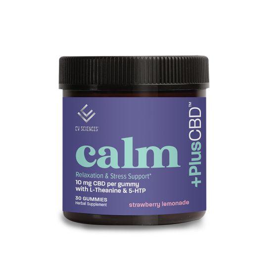 +PlusCBD™ Calm Gummies