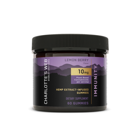 Charlotte's Web™ Immunity  CBD Gummies, 10 mg -60 ct