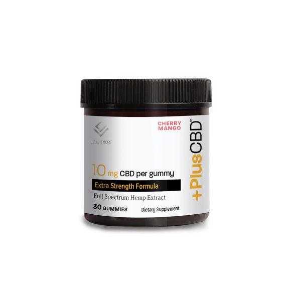 +PlusCBD™ Gummies Extra Strength Formula