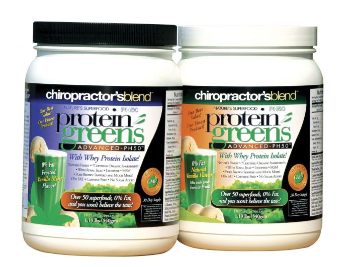 Ph 50 Protein Greens