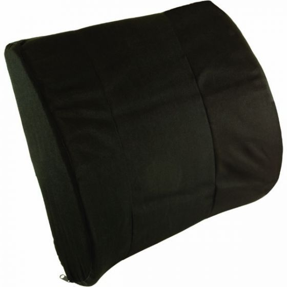 Back Support & Lumbar Support Cushion with Strap - 13