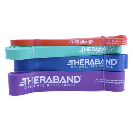 TheraBand® High Resistance Band Complete Set