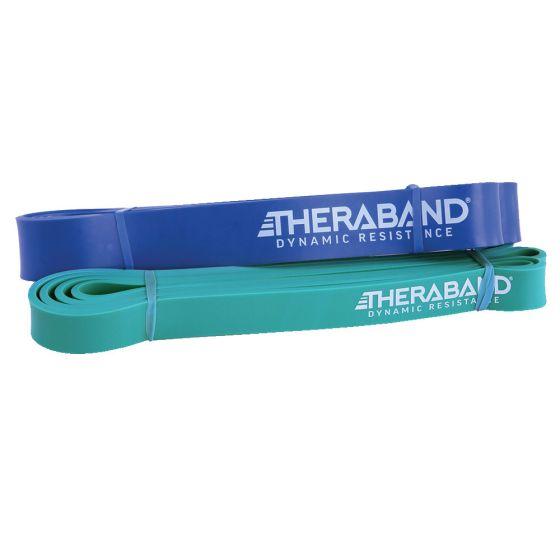 TheraBand® High Resistance Band – Medium & Heavy Set
