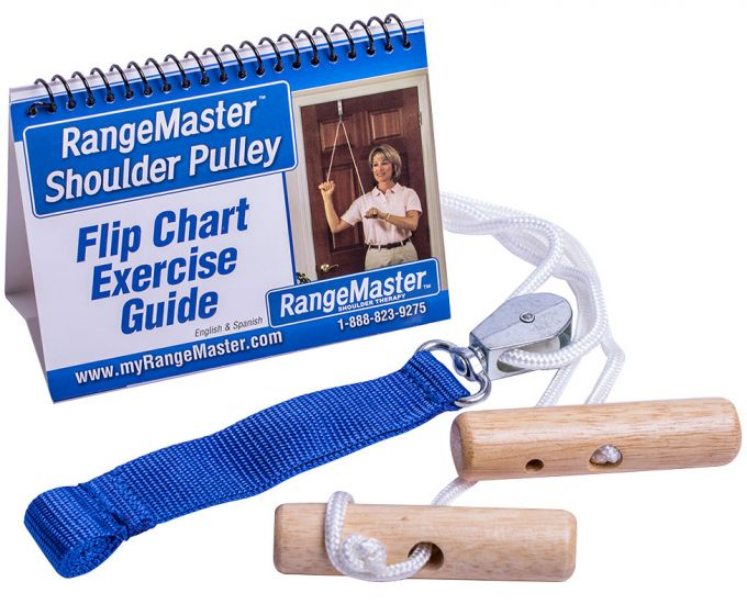 Range Master with Webbing Door Strap