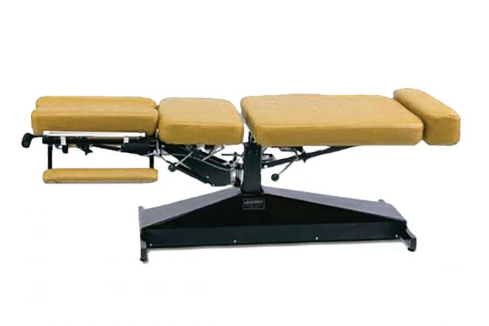 Leander STAT Series Stationary Adjustment Examination Table with Fixed Height