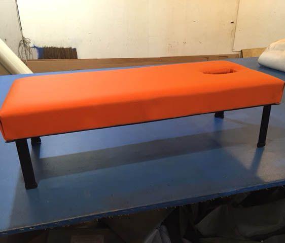 100% Chiropractic Kids Toy Table – Orange