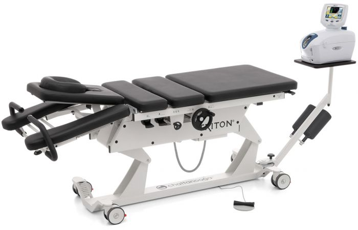 Triton® DTS 6M Traction Table Advanced Package